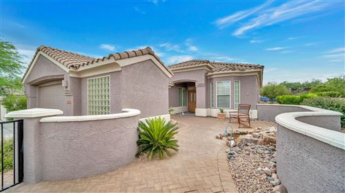 Photo of 13321 N Heritage Club Place, Marana, AZ 85658 (MLS # 22014685)