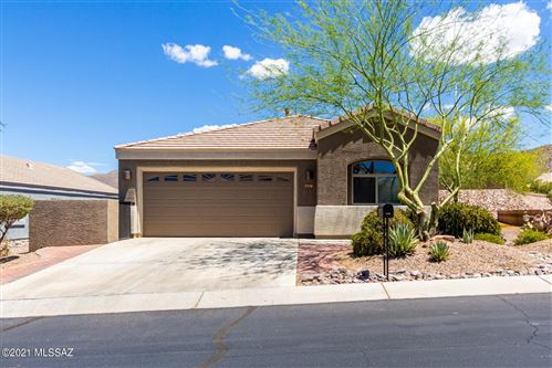 Photo of 5358 W Mountain Pueblo Lane, Marana, AZ 85658 (MLS # 22115685)
