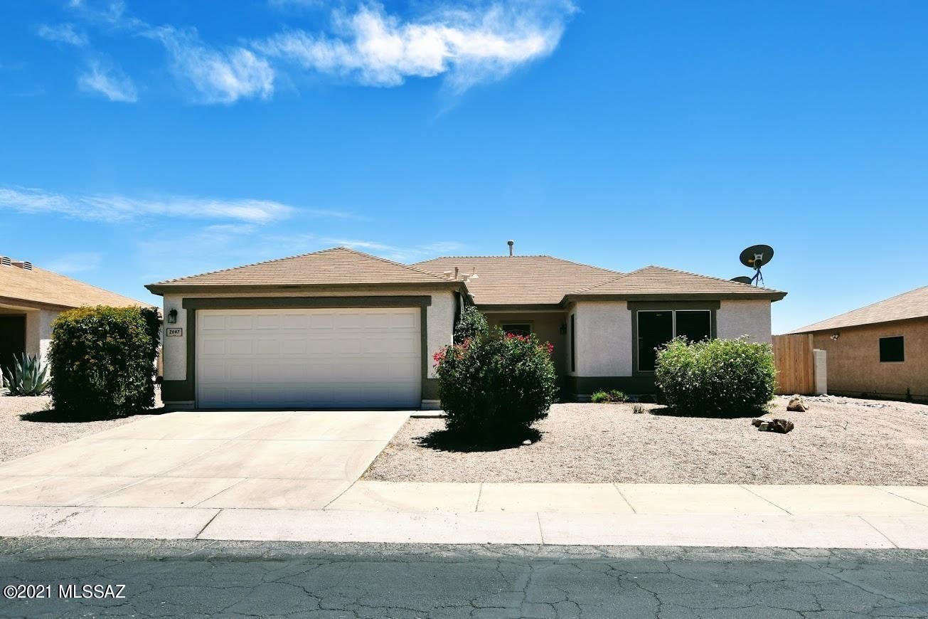 2647 W Calle Senor Roberto, Tucson, AZ 85741 - #: 22114685