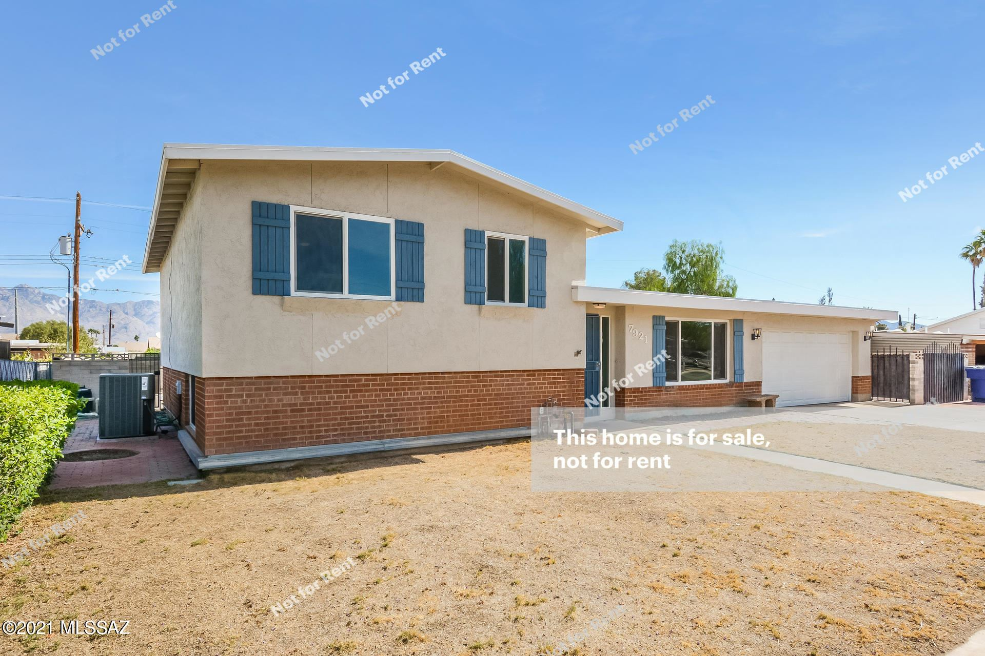 7921 E Rosewood Street, Tucson, AZ 85710 - MLS#: 22114690