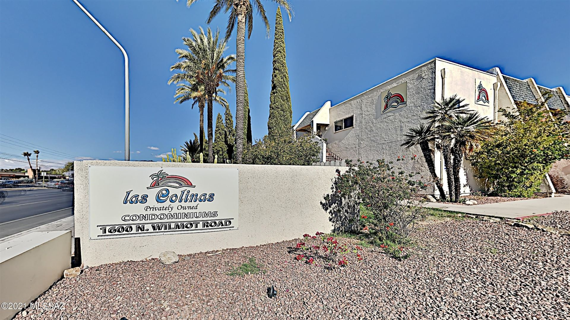 1600 N Wilmot Road #407, Tucson, AZ 85712 - #: 22101691