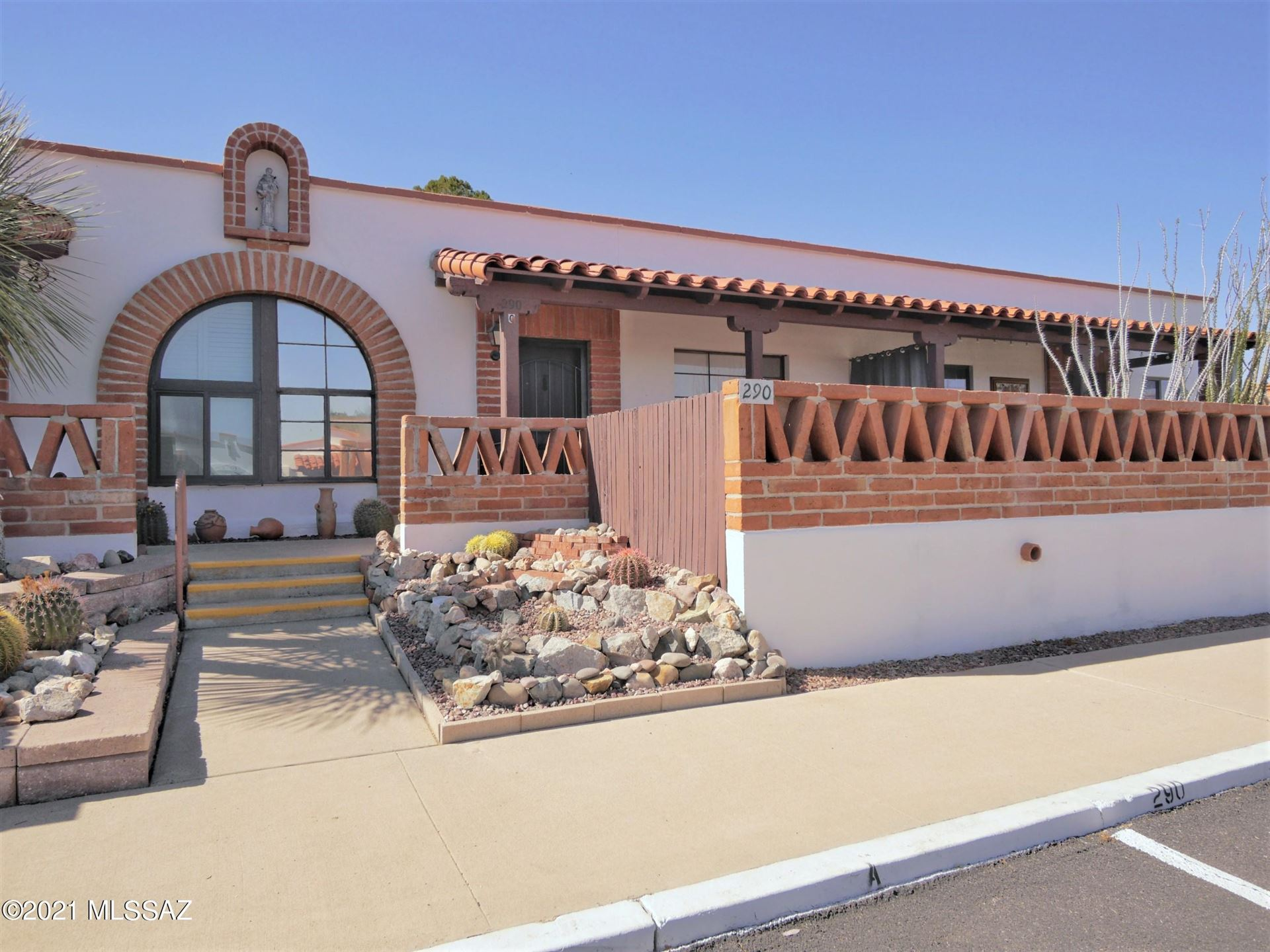 290 Paseo Madera #C, Green Valley, AZ 85614 - MLS#: 22105700