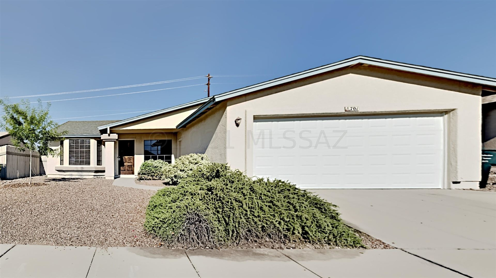 701 S Granite Falls Drive, Tucson, AZ 85748 - MLS#: 22115700