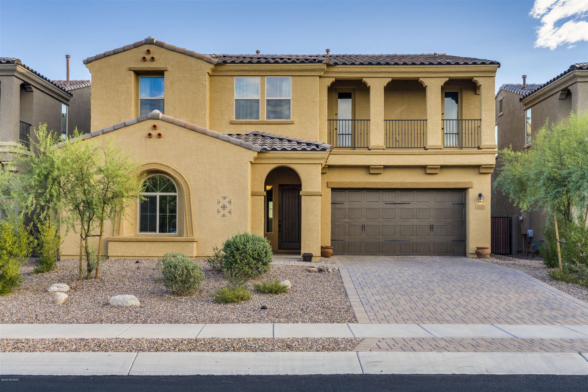 1029 W Desert Firetail Lane, Oro Valley, AZ 85755 - MLS#: 22027701