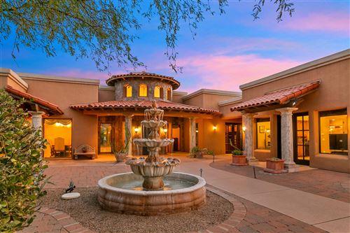 Photo of 3497 N Drake Place, Tucson, AZ 85749 (MLS # 22026704)