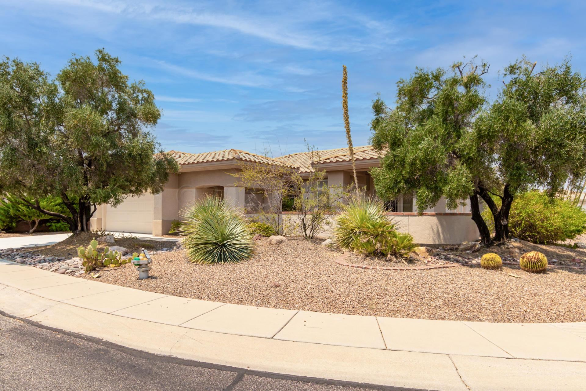 14725 N Desert Rock Drive, Oro Valley, AZ 85755 - MLS#: 22115706
