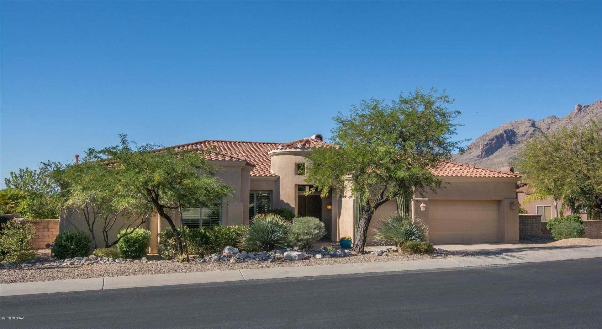 6143 N Pinnacle Ridge Drive, Tucson, AZ 85718 - #: 22015707