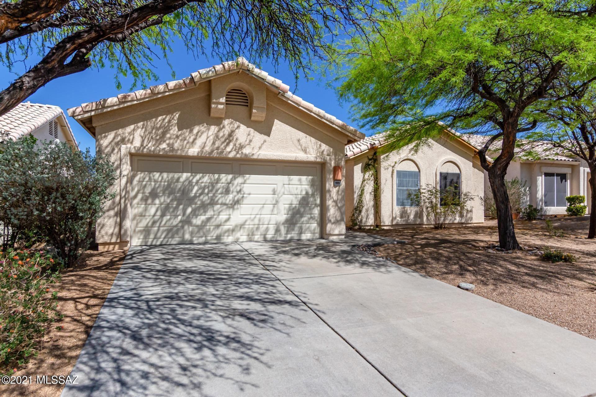 999 S Suncove Drive, Tucson, AZ 85748 - MLS#: 22109712