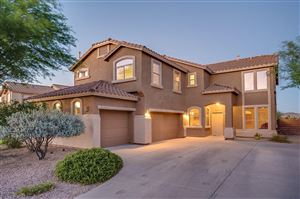 Photo of 10809 S Alley Mountain Drive, Vail, AZ 85641 (MLS # 21916715)