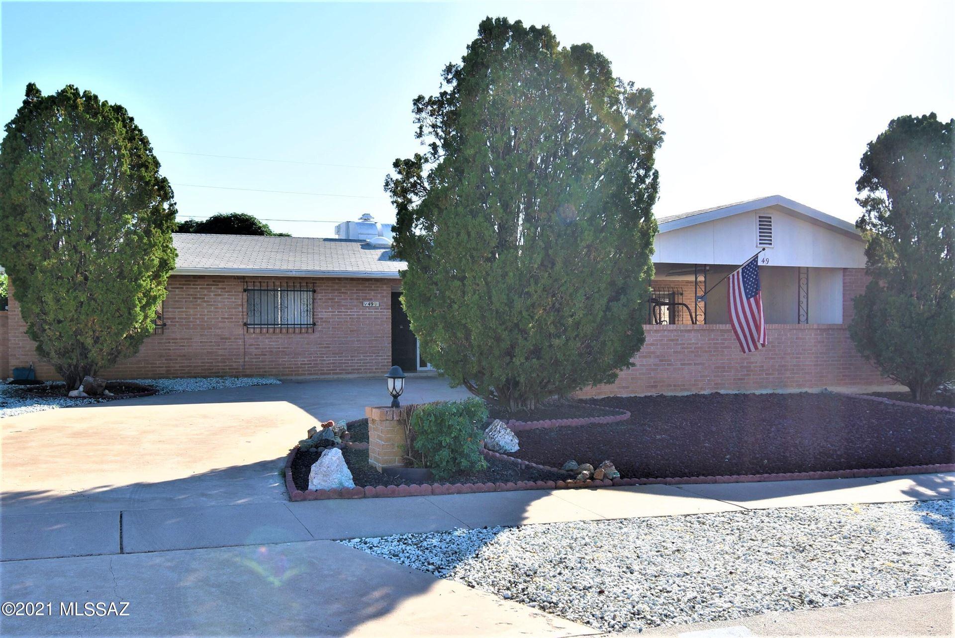 49 W Andrew Potter Street, Corona de Tucson, AZ 85641 - MLS#: 22126716