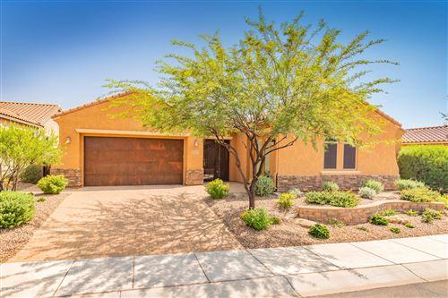 Photo of 12498 N Golden Mirror Drive, Marana, AZ 85658 (MLS # 22026719)