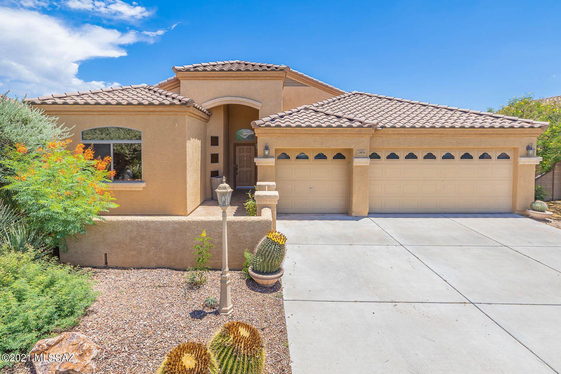 12876 N Bass Canyon Drive, Marana, AZ 85658 - MLS#: 22118724