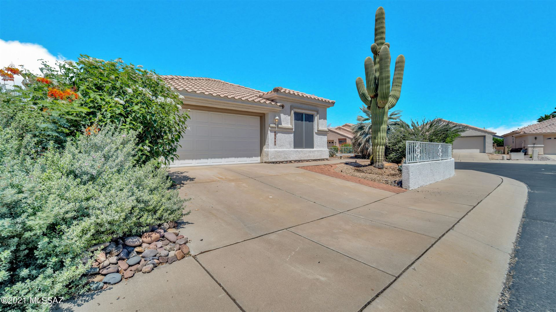 2552 S Rita Vista Drive, Green Valley, AZ 85614 - MLS#: 22121726