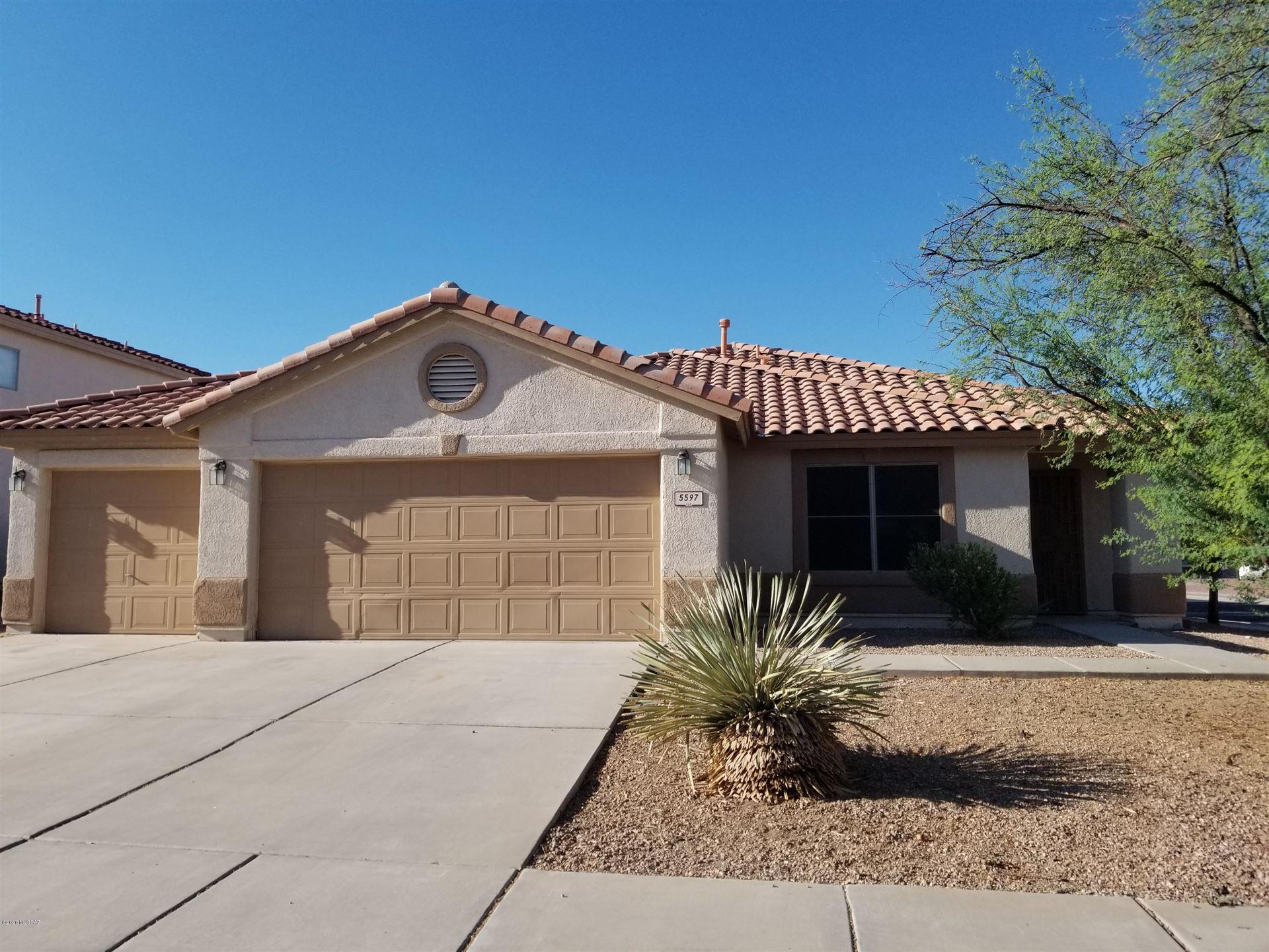 5597 W Shady Grove Drive, Tucson, AZ 85742 - #: 22016727