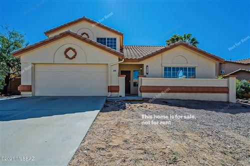 Photo of 4541 W Lord Redman Loop, Tucson, AZ 85741 (MLS # 22126729)