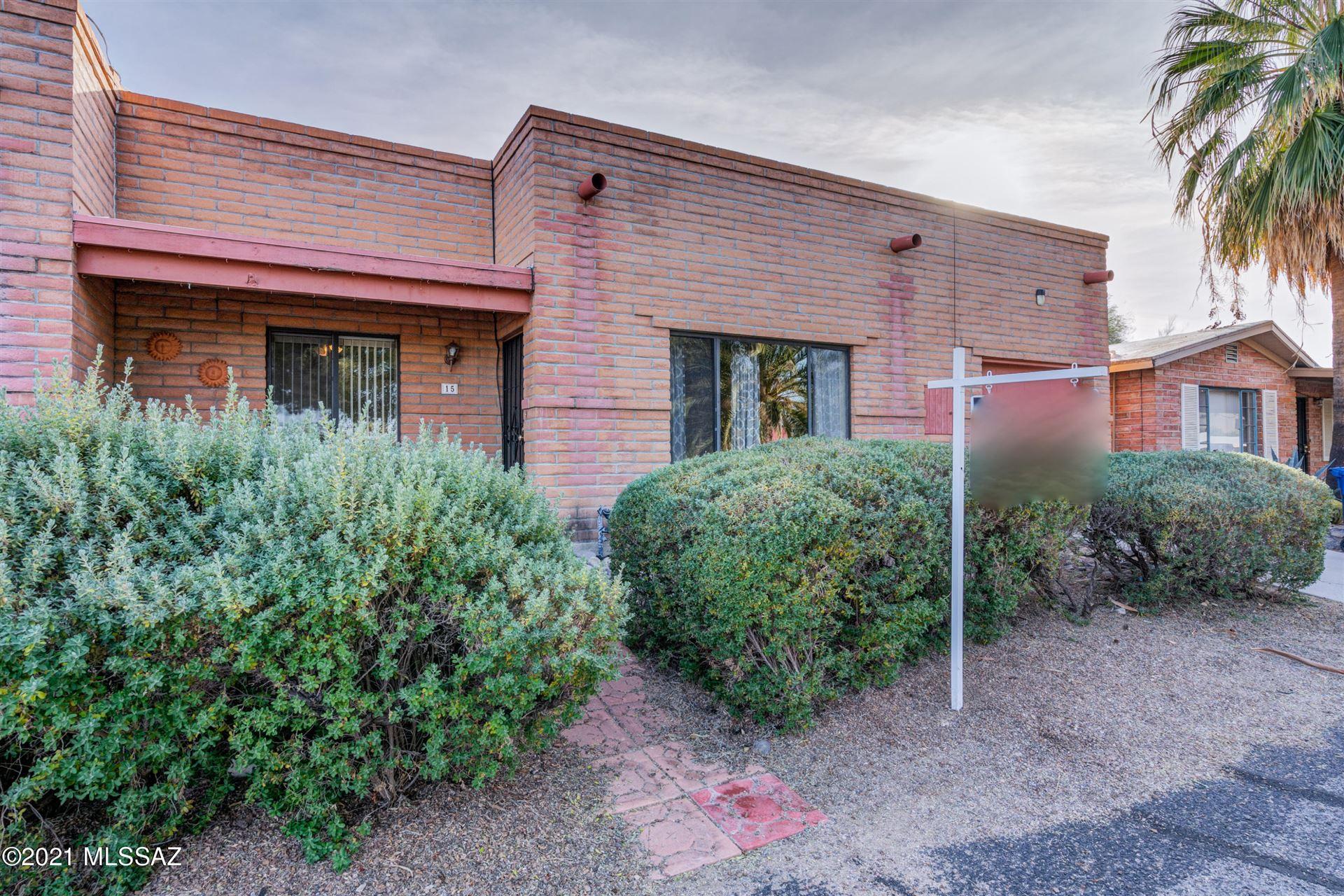 15 W Roma Drive, Tucson, AZ 85737 - MLS#: 22101730