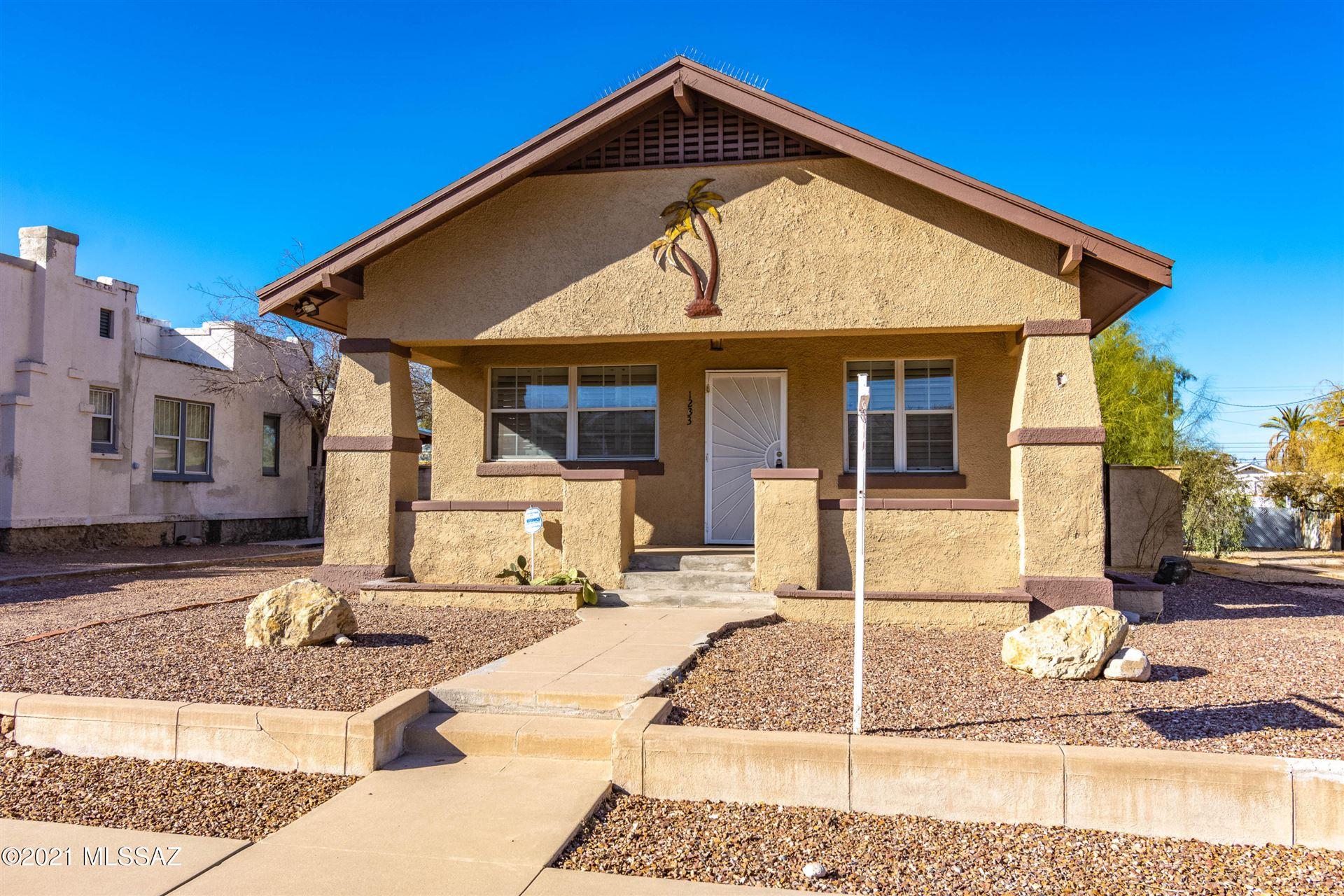 1233 N 1St Avenue, Tucson, AZ 85719 - MLS#: 22030732