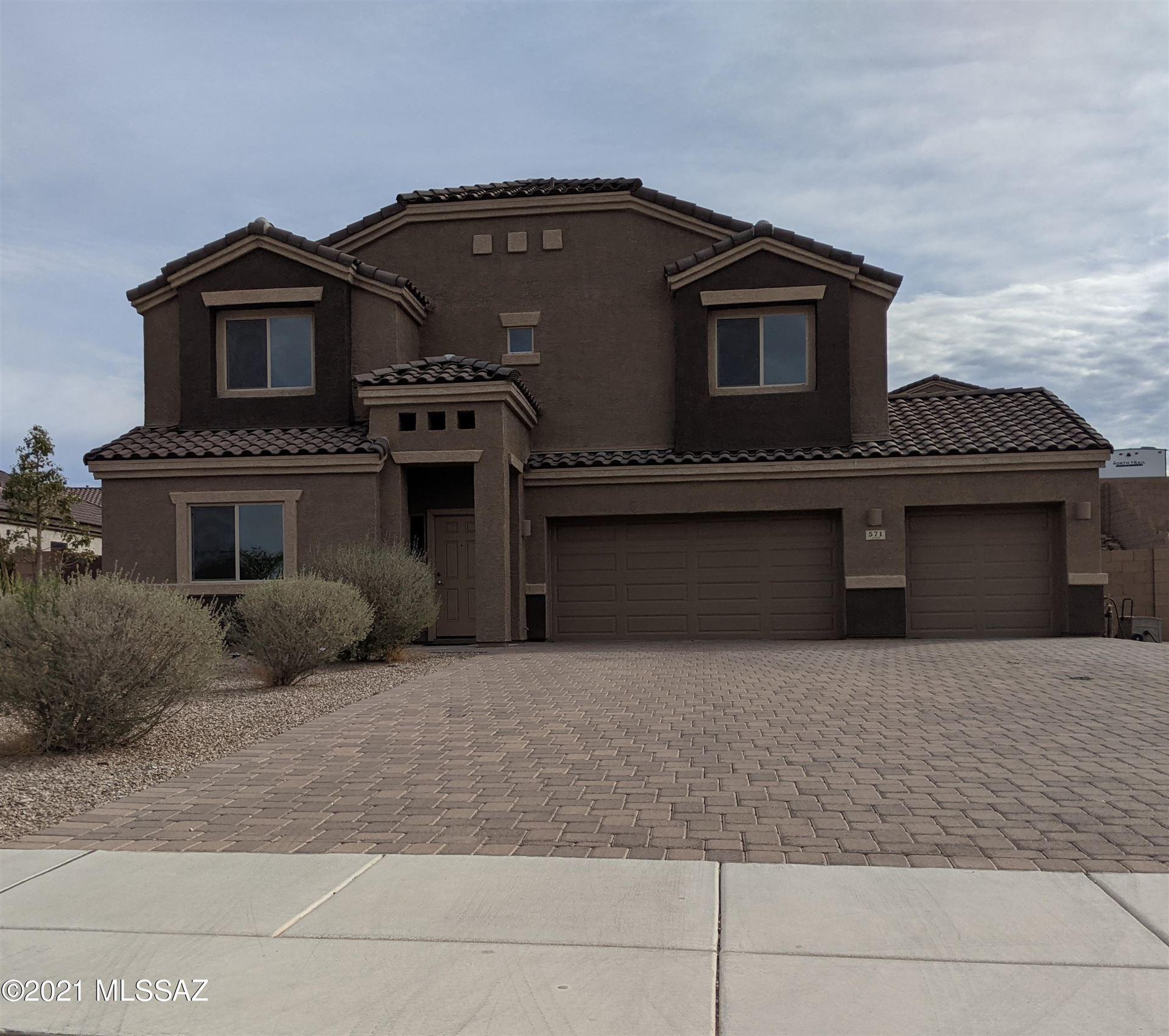 571 S Courts Redford Drive, Vail, AZ 85641 - #: 22102737