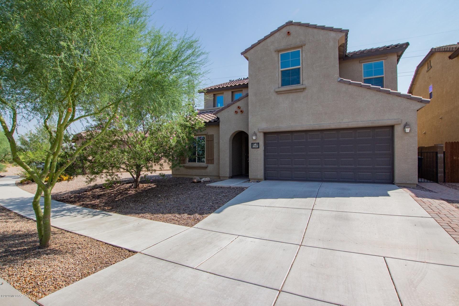 5523 S Sunrise Peak Road, Tucson, AZ 85747 - MLS#: 22022739