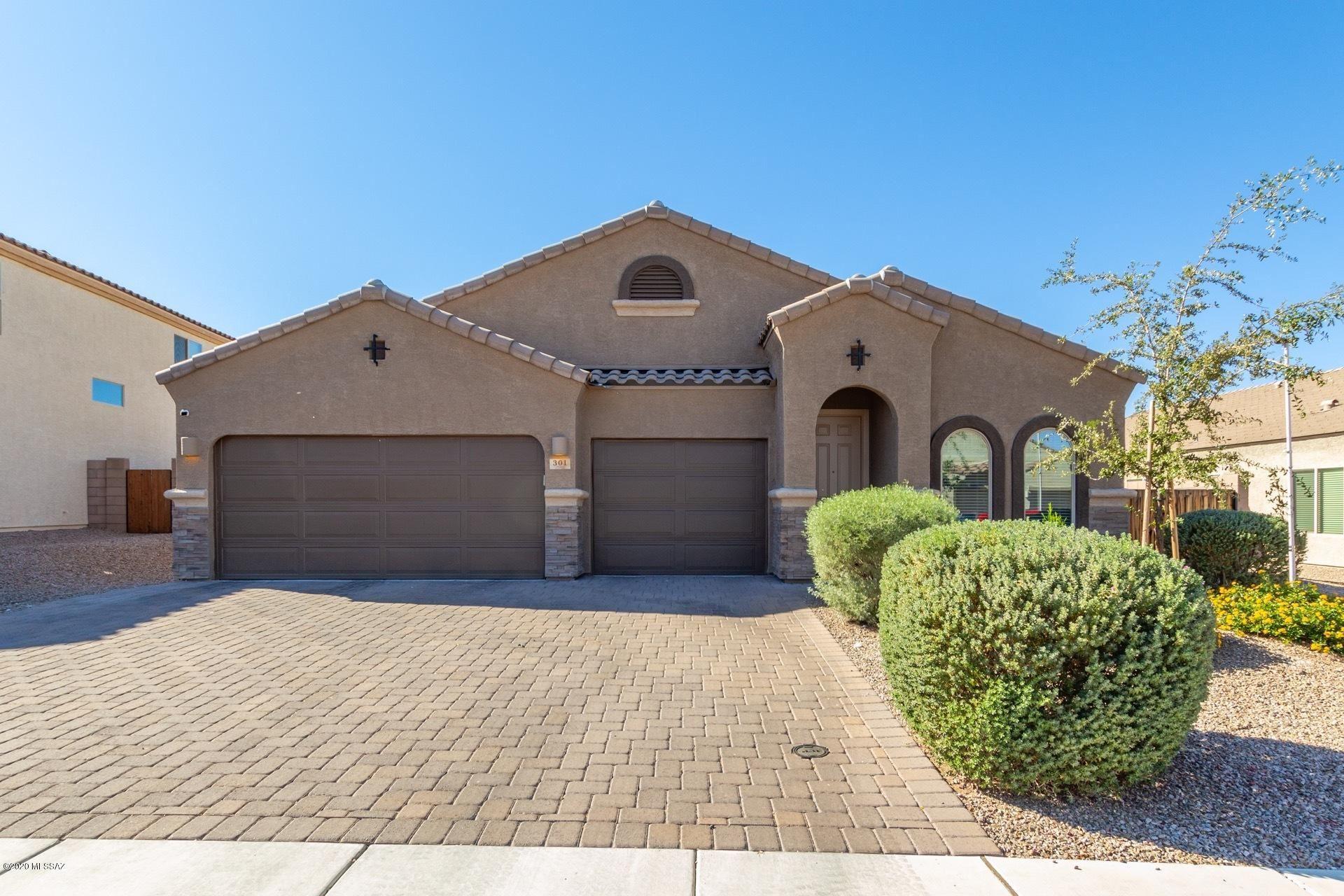 301 W Andrew Potter Street, Corona de Tucson, AZ 85641 - #: 22029743