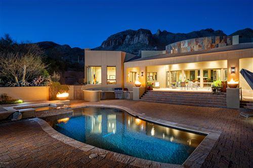Photo of 7417 N Secret Canyon Drive, Tucson, AZ 85718 (MLS # 21925744)