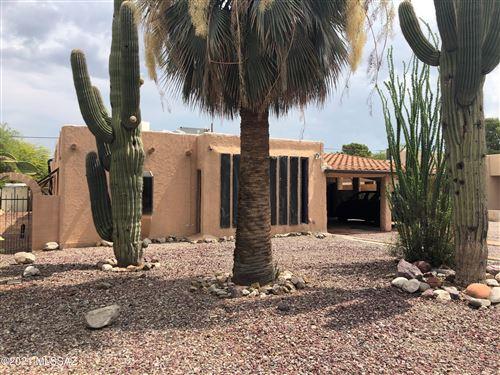Photo of 1017 E West Circle Drive, Tucson, AZ 85719 (MLS # 22118744)