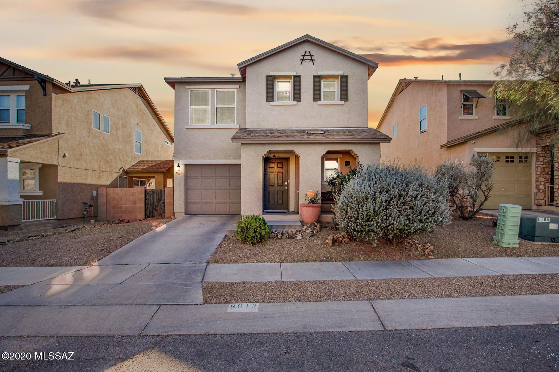 8012 E Senate Street, Tucson, AZ 85730 - MLS#: 22031747