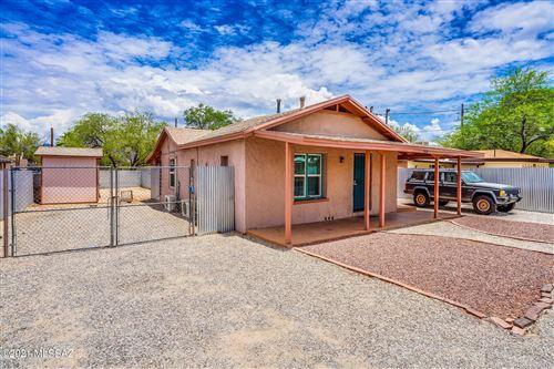 Photo of 3337 E Flower Street, Tucson, AZ 85716 (MLS # 22127752)