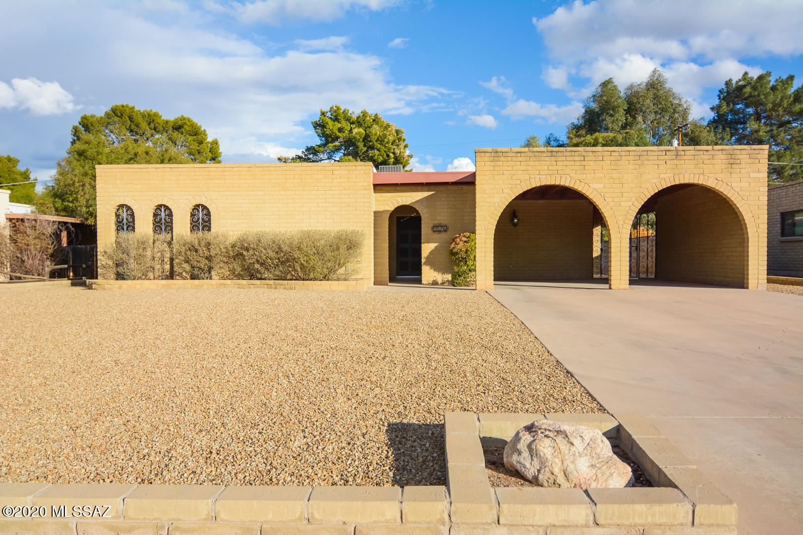 3526 N Palmer Drive, Tucson, AZ 85716 - MLS#: 22031753