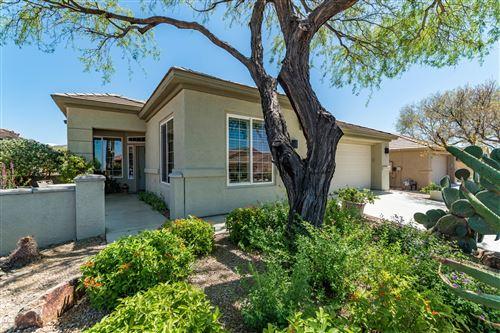 Photo of 13494 N Sunset Mesa Drive, Marana, AZ 85658 (MLS # 22009756)