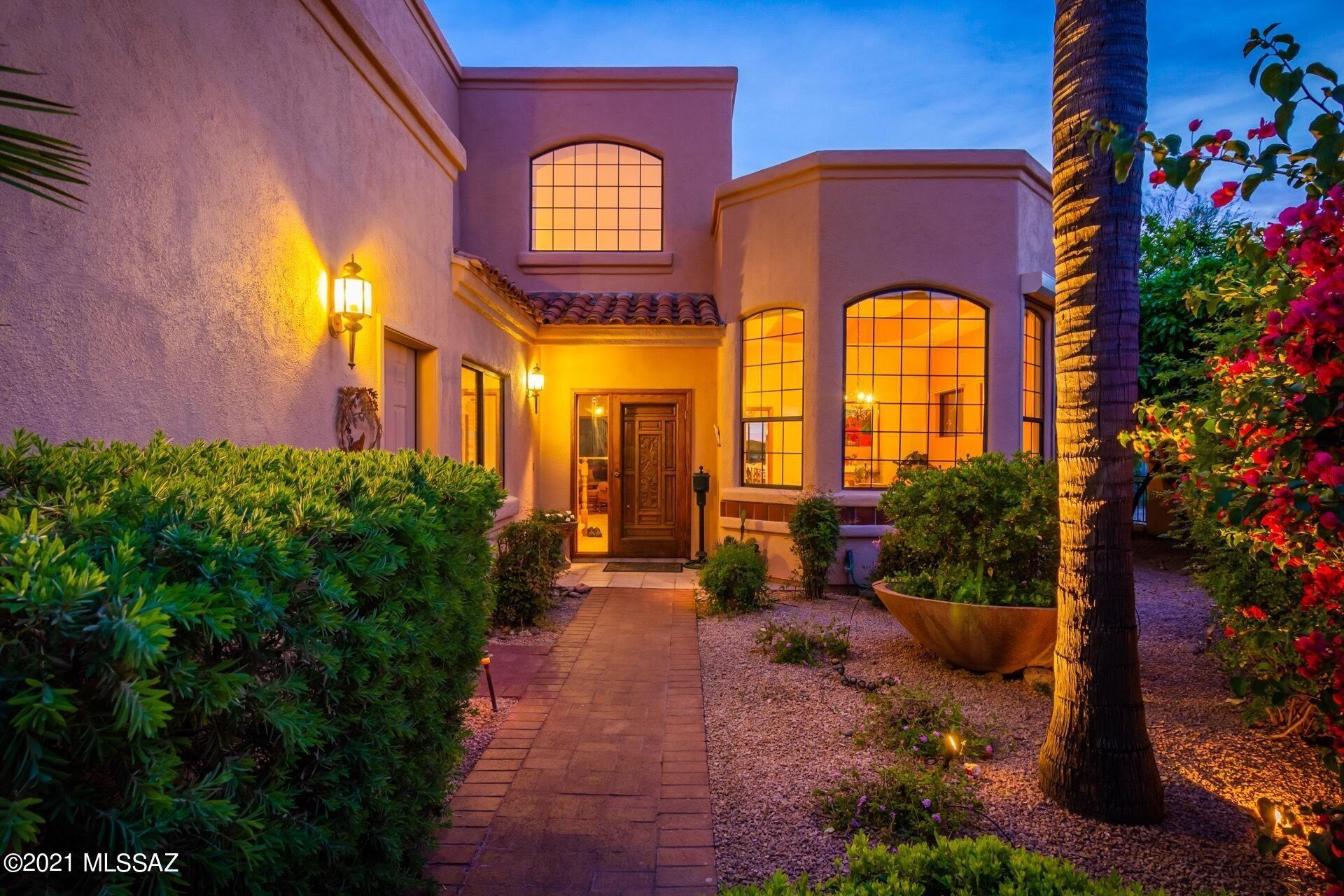 6071 N Via Del Tecaco, Tucson, AZ 85718 - MLS#: 22108759