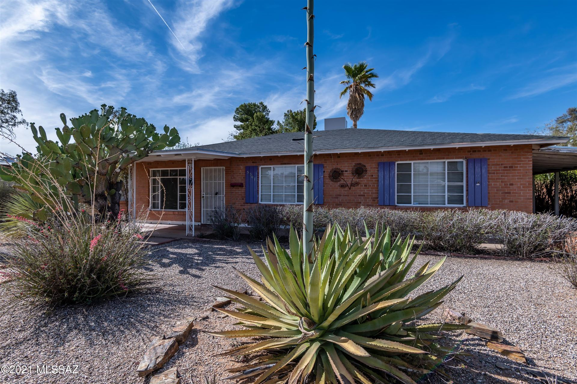 3307 E Linden Street, Tucson, AZ 85716 - MLS#: 22114759