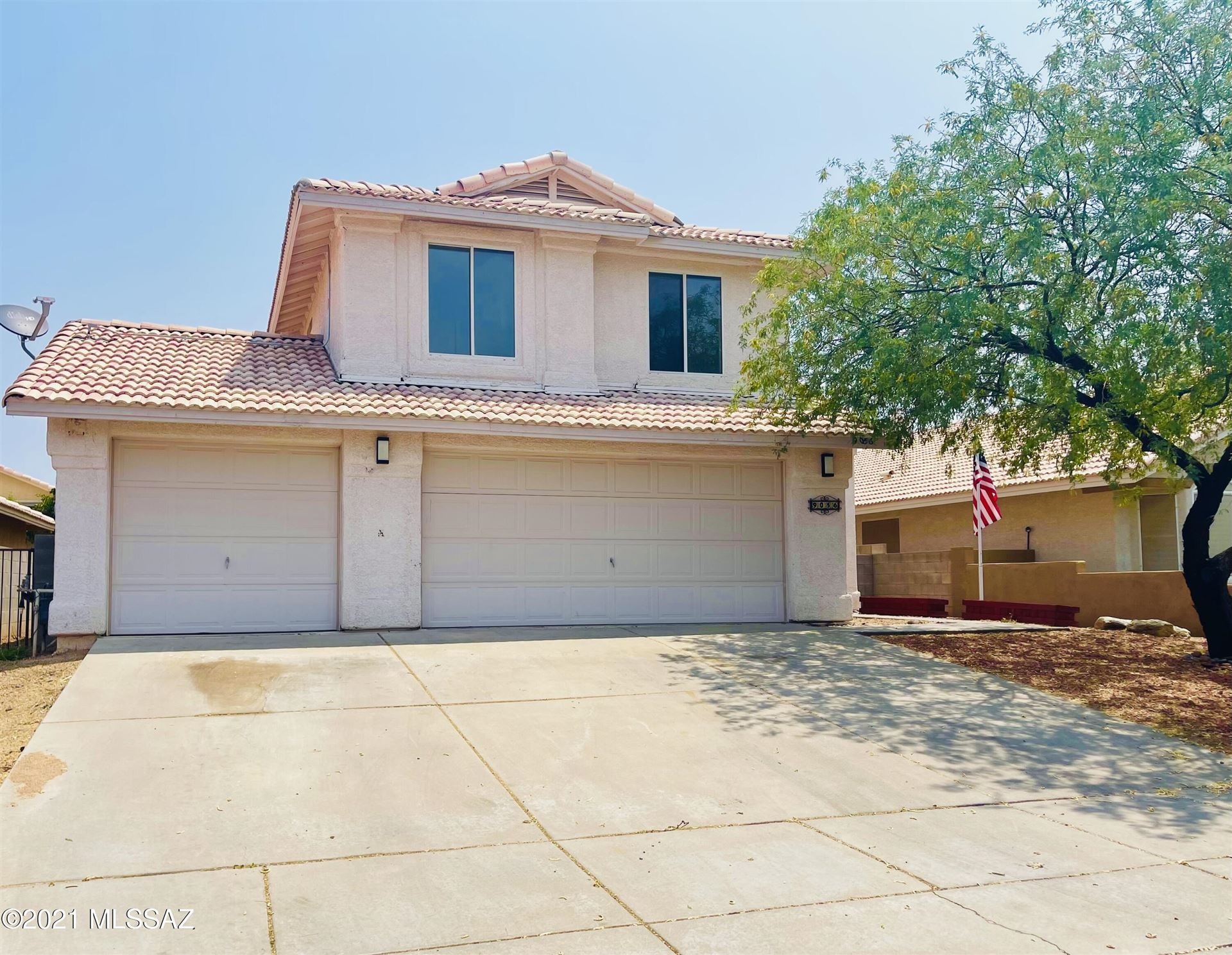 9056 N Wild Eagle Avenue, Tucson, AZ 85742 - MLS#: 22118767