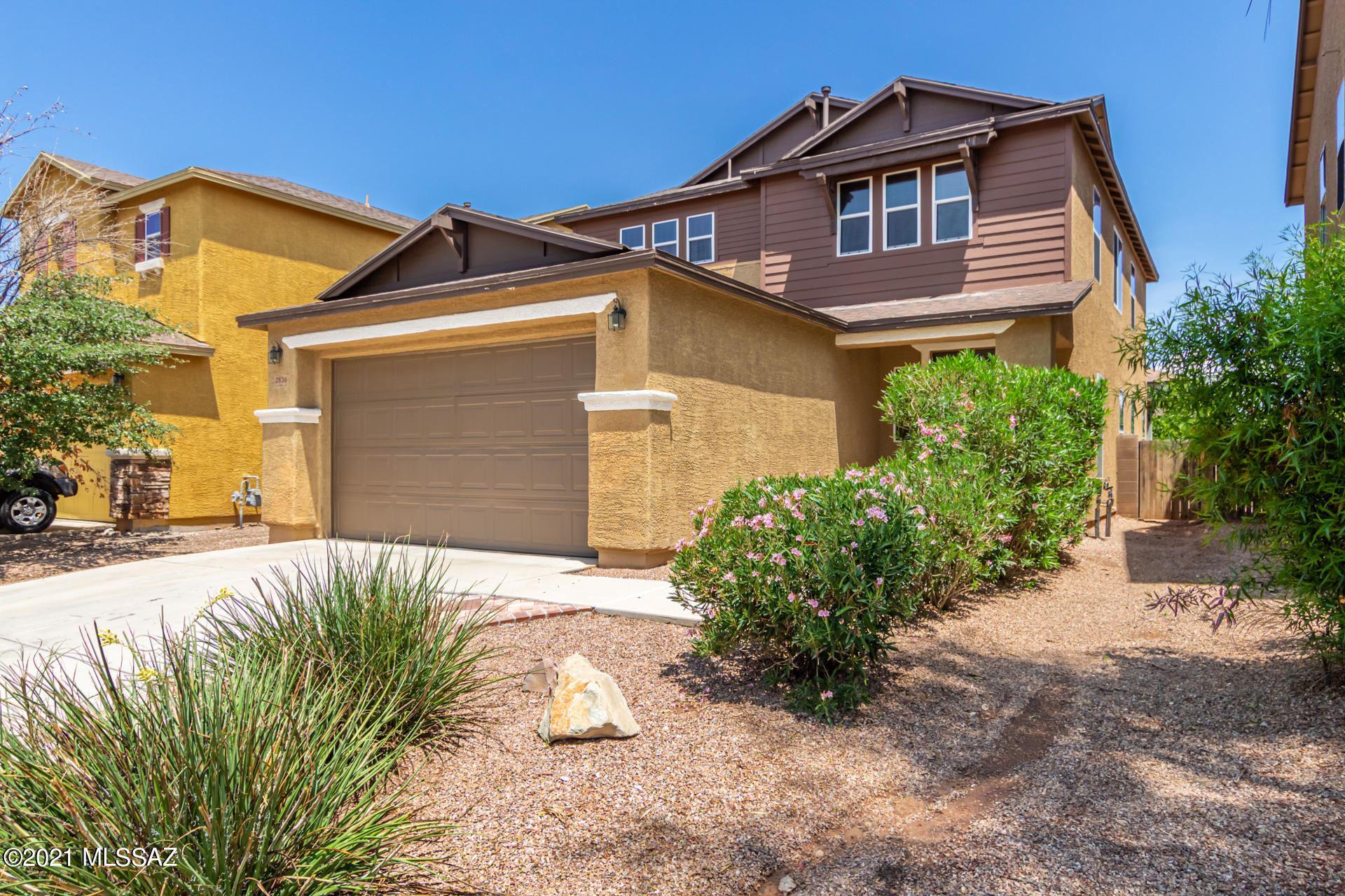 2836 W Greenstreak Drive, Tucson, AZ 85741 - #: 22117773