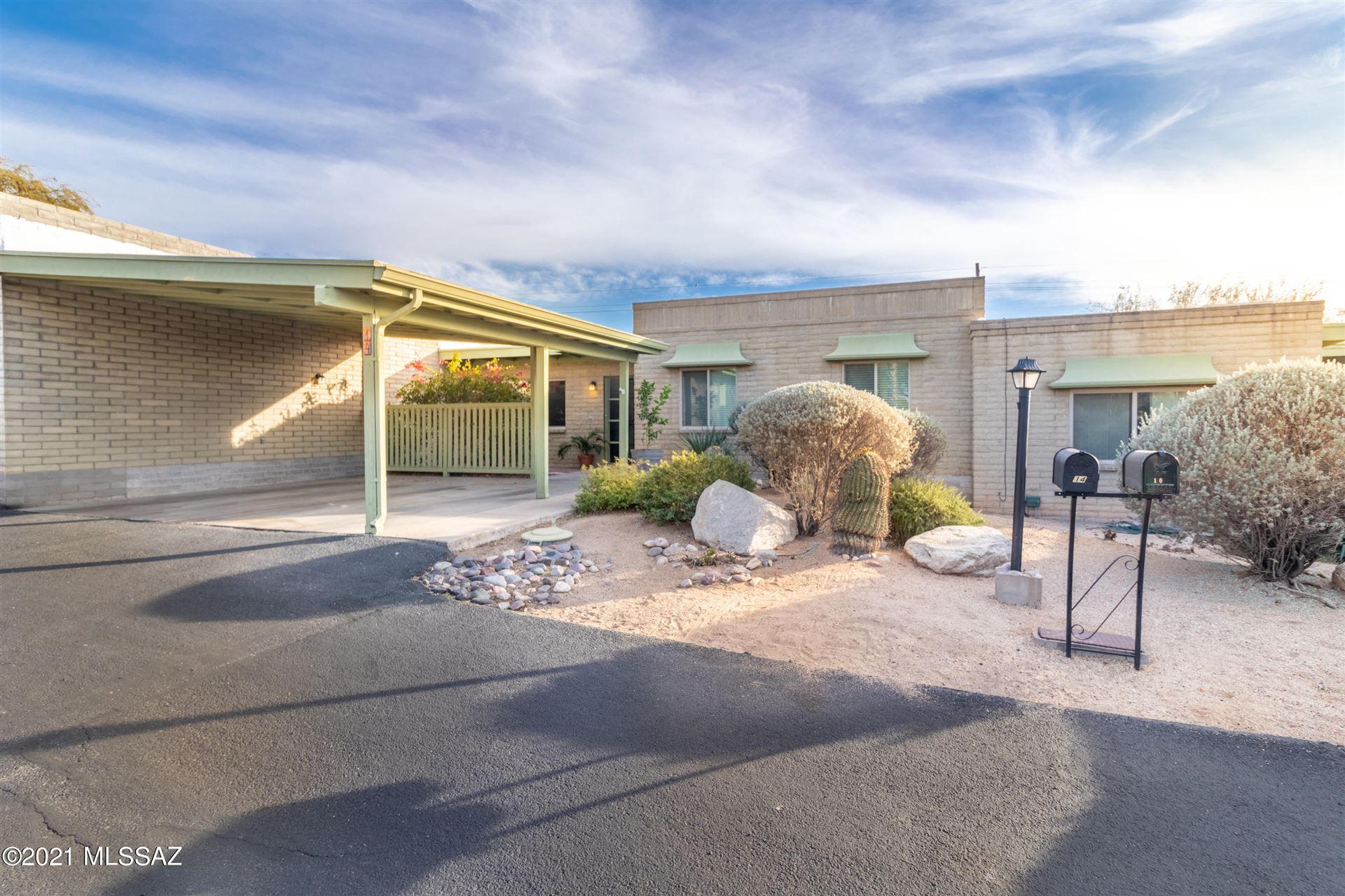 14 E Madrid Drive, Tucson, AZ 85704 - MLS#: 22100779