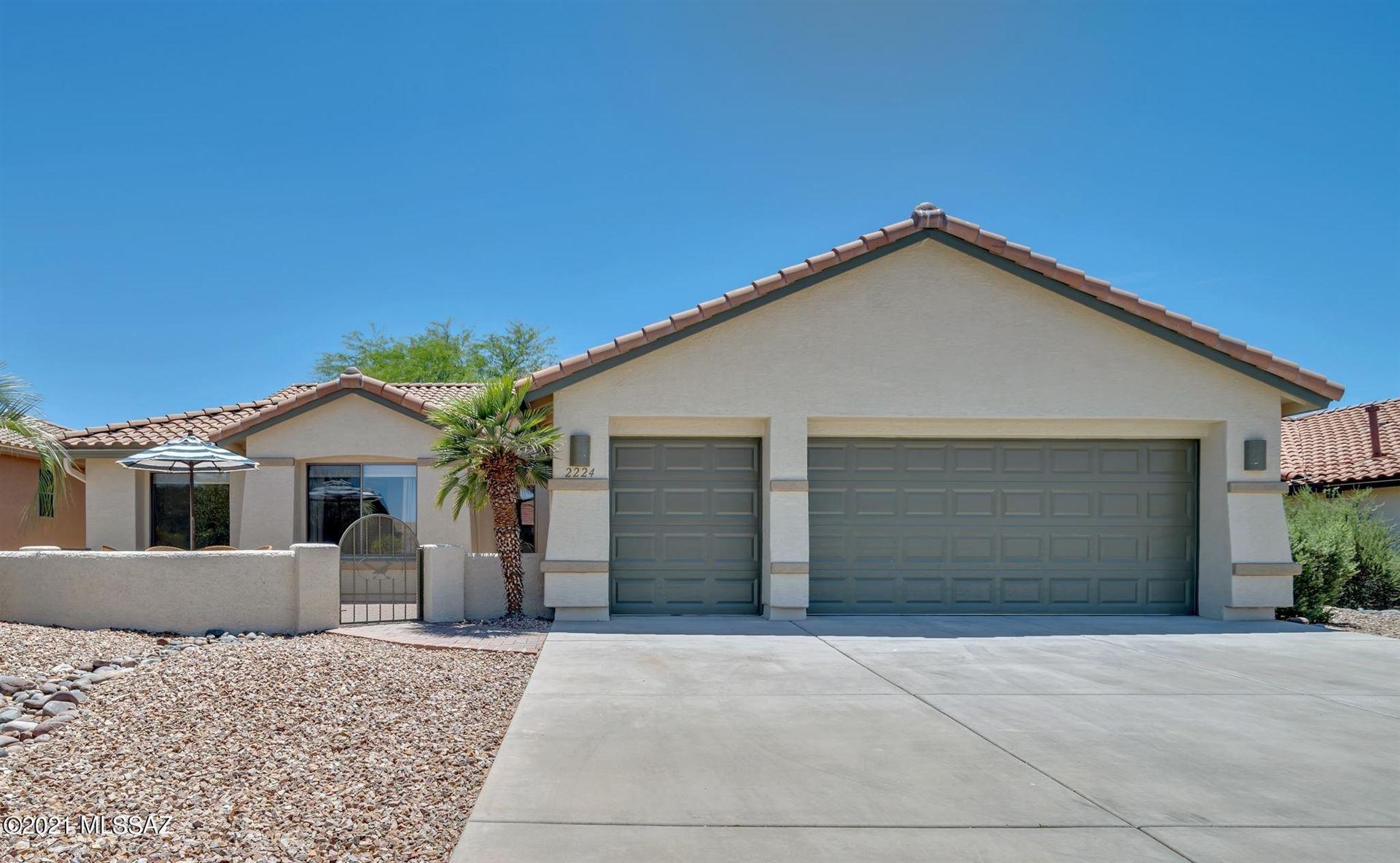 2224 E Falcon Vista Drive, Green Valley, AZ 85614 - MLS#: 22113780