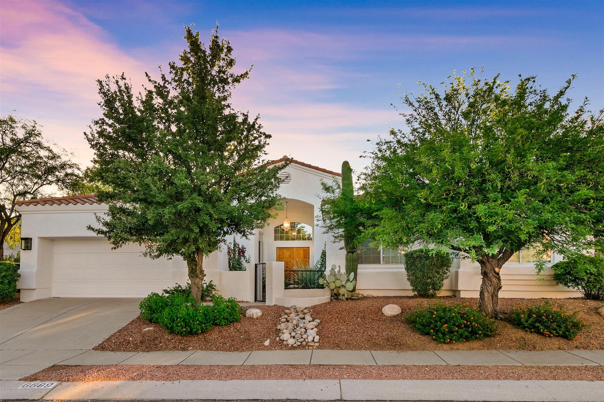 6689 N Shadow Run Drive, Tucson, AZ 85704 - #: 22014785