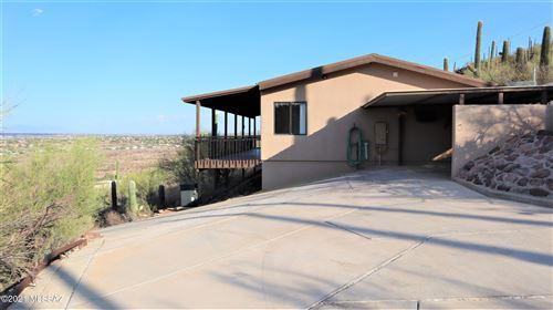 Photo of 10075 N Silverbell Road, Tucson, AZ 85743 (MLS # 22117786)