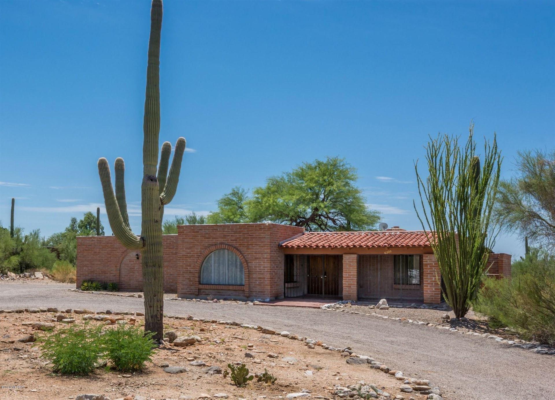 6520 N Altos Tercero, Tucson, AZ 85718 - MLS#: 22020786