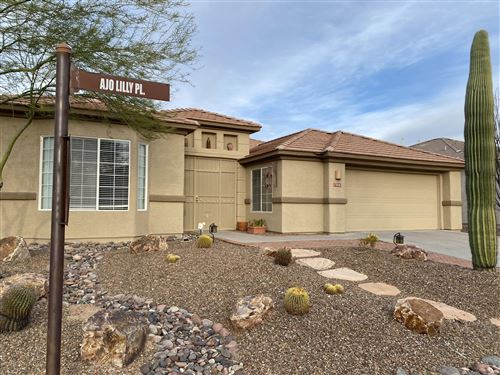 Photo of 13042 N Ajo Lilly Place, Marana, AZ 85658 (MLS # 22007793)