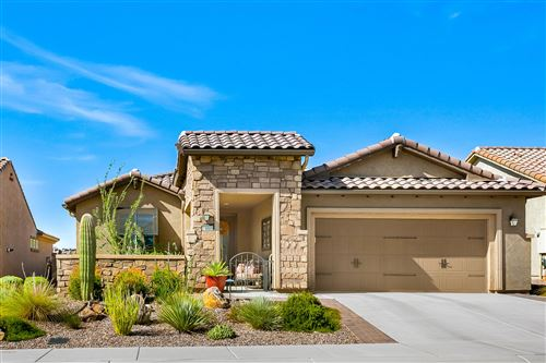 Photo of 14009 N Del Webb Trail, Marana, AZ 85658 (MLS # 22026793)