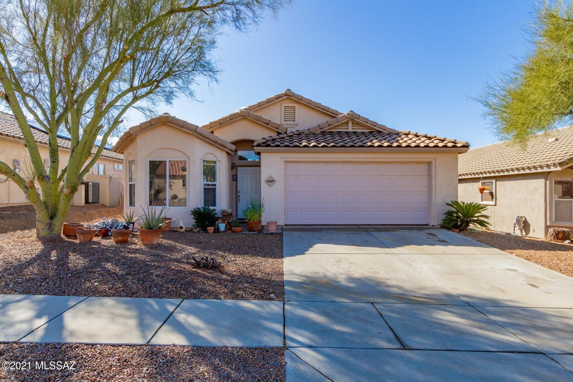 5469 W White Dove Road, Marana, AZ 85658 - MLS#: 22106794