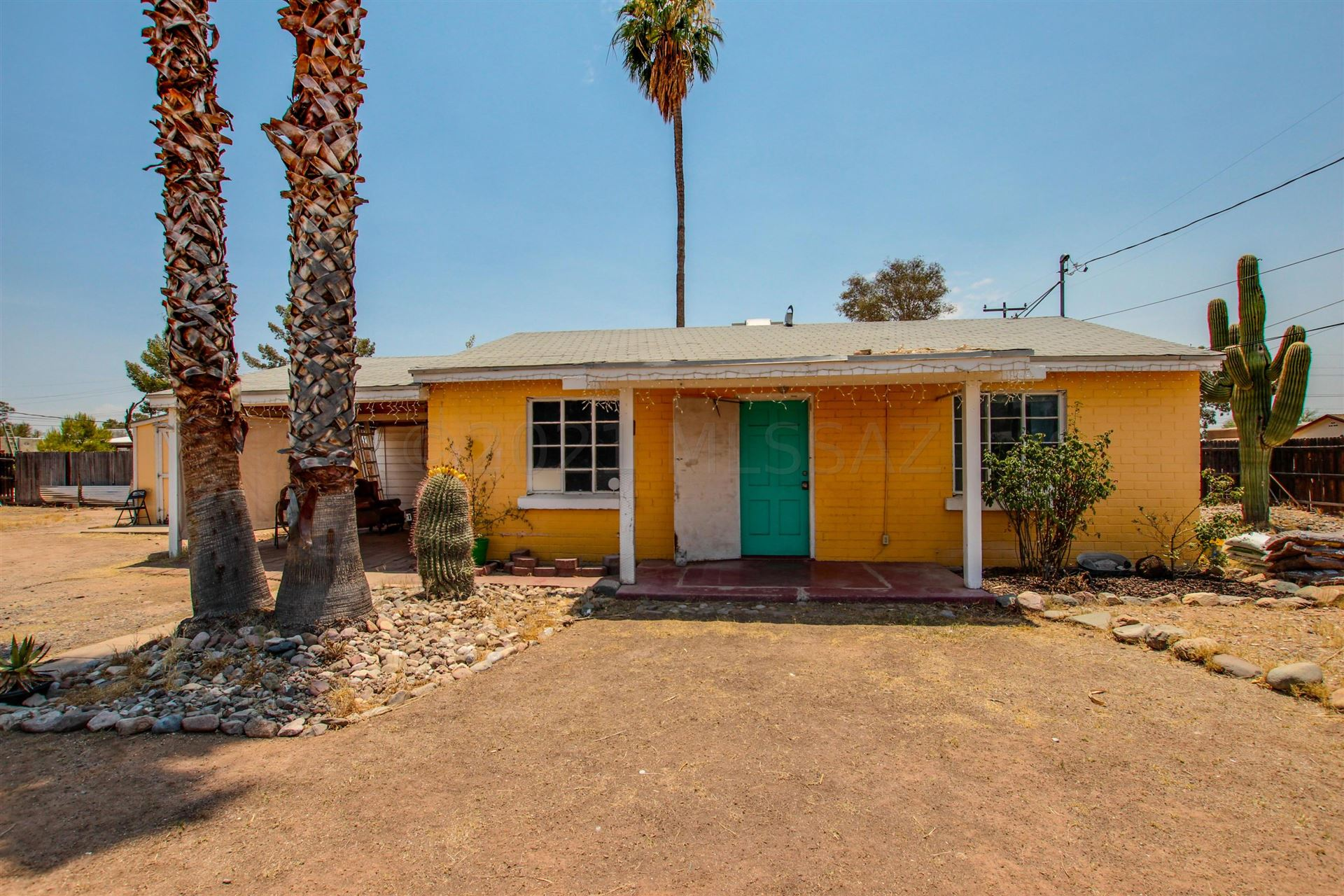 3202 E Towner Street, Tucson, AZ 85716 - MLS#: 22115796