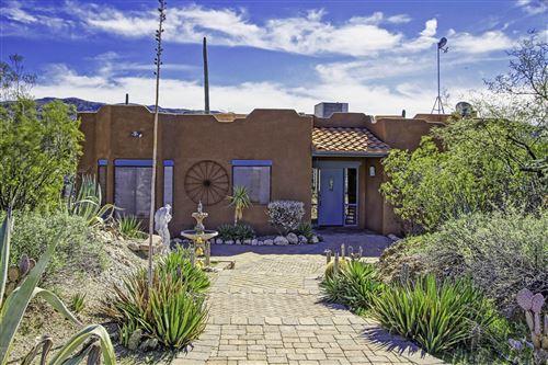Photo of 36897 S Edendale Road, Marana, AZ 85658 (MLS # 21923798)
