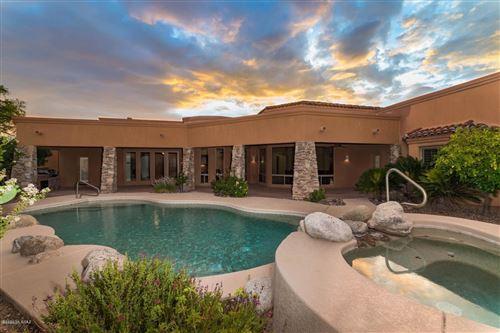 Photo of 1132 W Vistoso Highlands Drive, Oro Valley, AZ 85755 (MLS # 22002804)