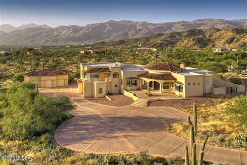 Photo of 3701 N Camino Ojo De Agua, Tucson, AZ 85749 (MLS # 22126805)