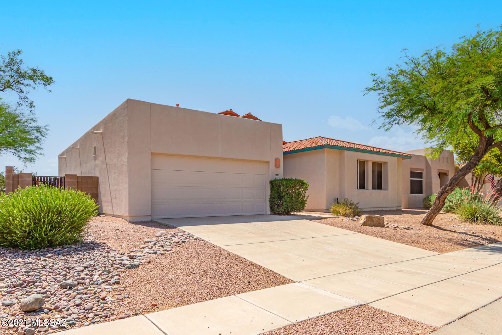 2037 N Camino Agrios, Tucson, AZ 85715 - #: 22117805