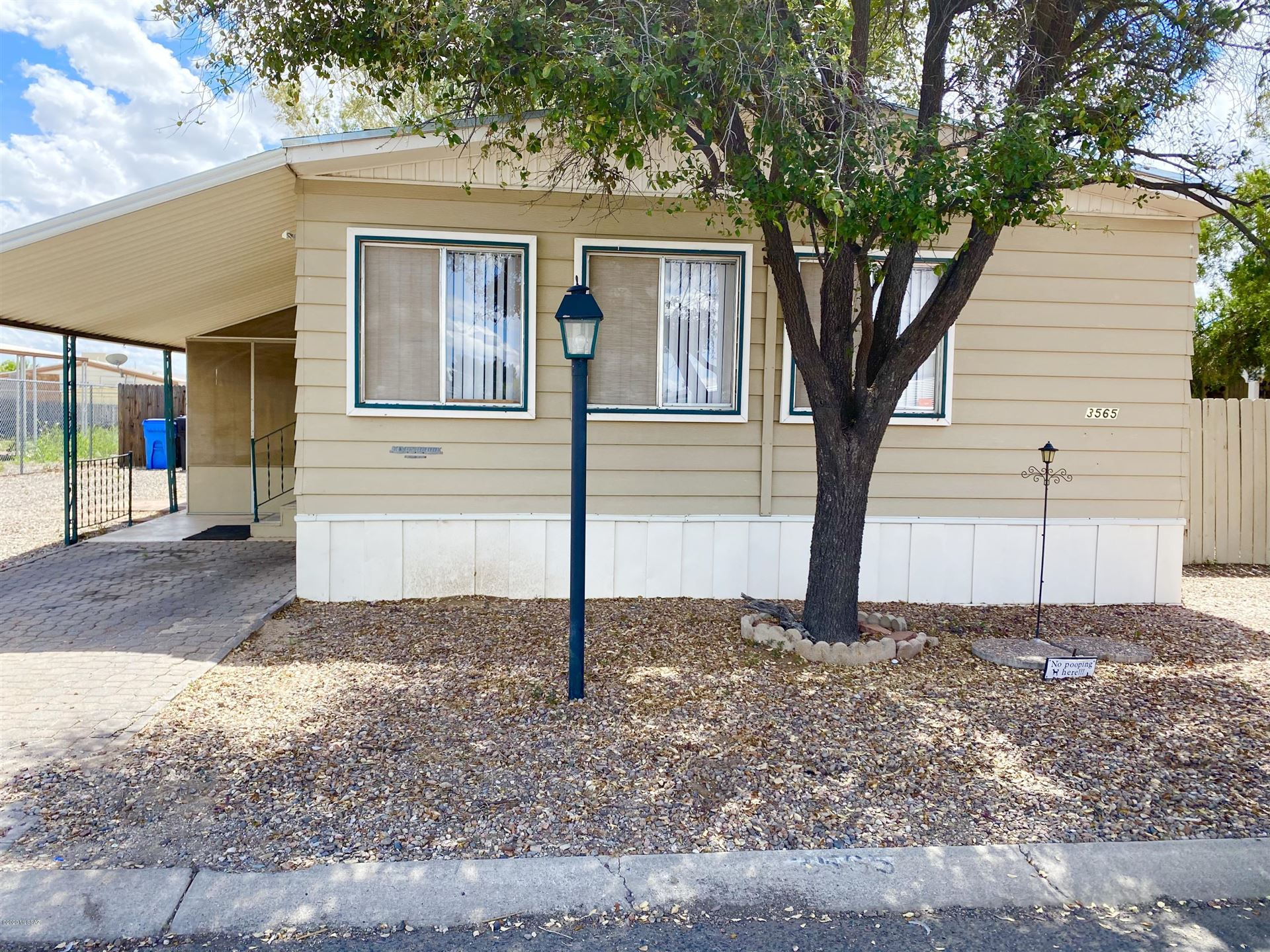 3565 W Mango Drive, Tucson, AZ 85741 - MLS#: 22010807