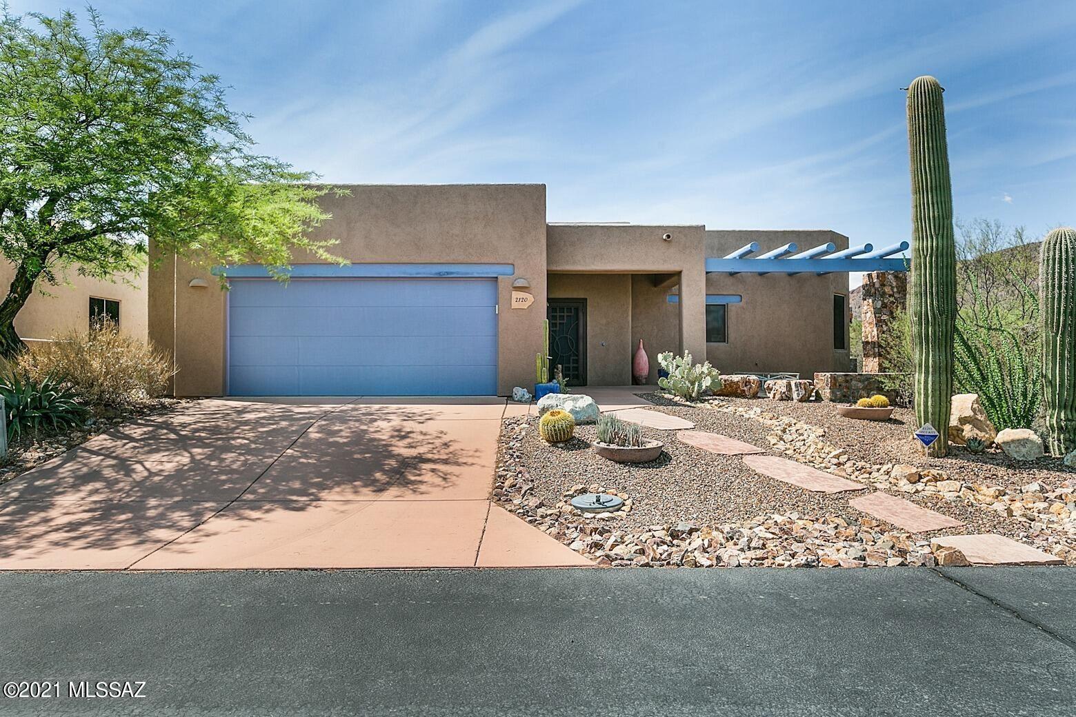 2120 S Double Circle Drive, Tucson, AZ 85713 - MLS#: 22117808