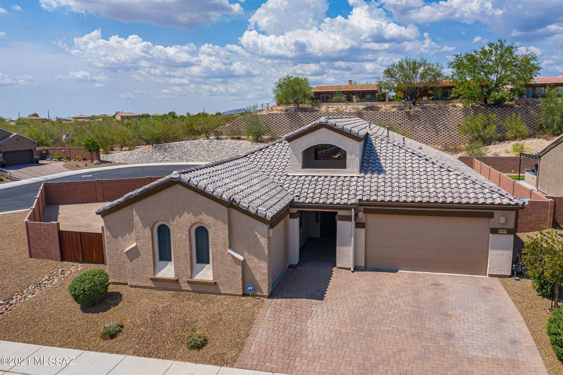 5560 W Jade Rock Place, Marana, AZ 85742 - MLS#: 22118809